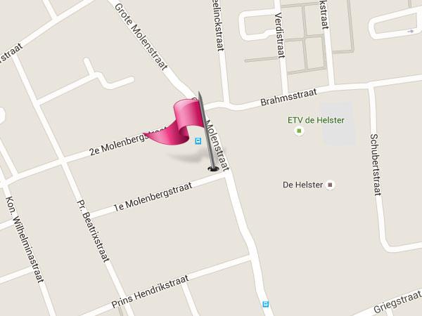 Map locatie Eindelijk! Damesmode maat 40 t/m 58